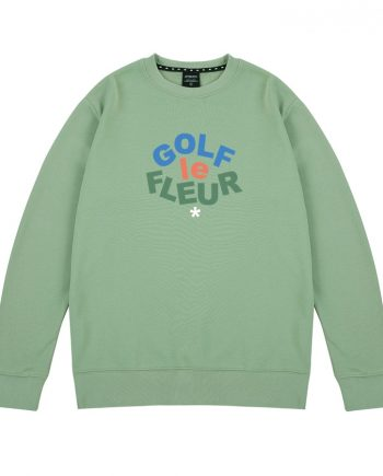 Tyler The Creator GOLF Le FLEUR Pullover Hoodie ( Green )