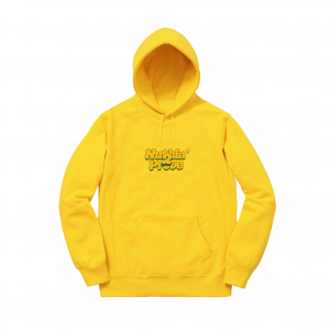 Yellow Nuthin 2 Piece Digital Hoodie