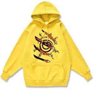 Naruto Pullovers Street Fashion Anime Appear Hoodies