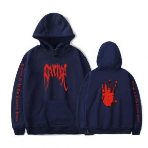 High Quality Revenge Hoodies Men/Women