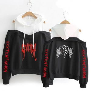 Revenge Kill Fashion Hoodie Women