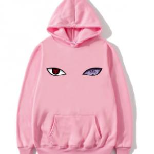 Naruto Arrival Harajuku Anime Hoodies
