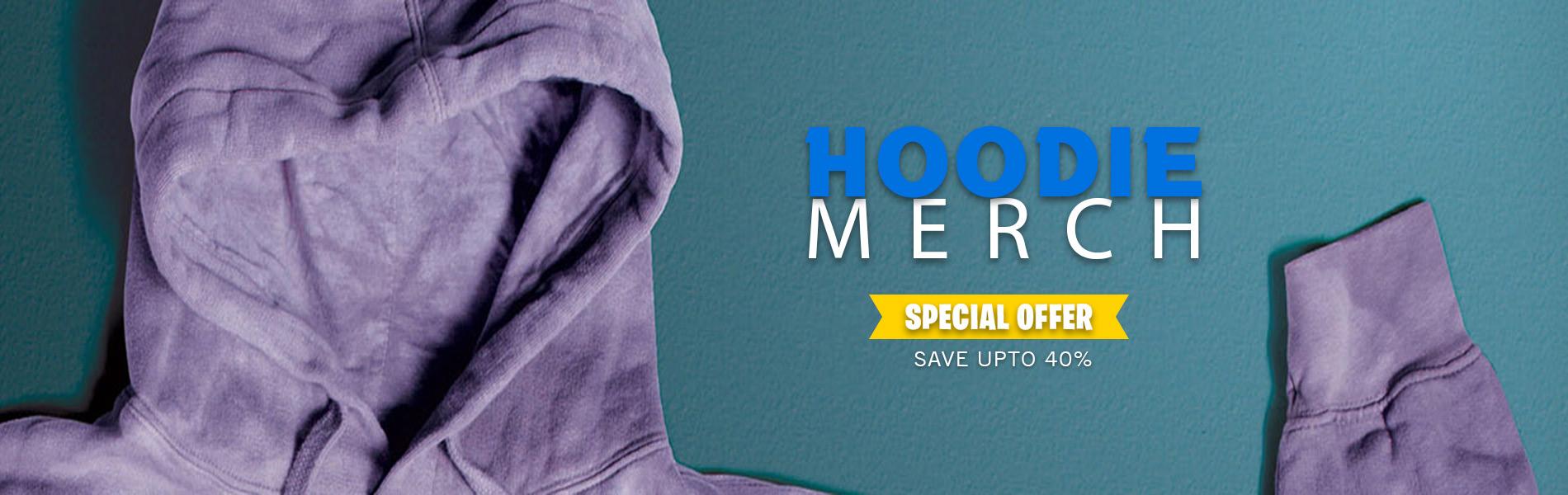 hoodie merch
