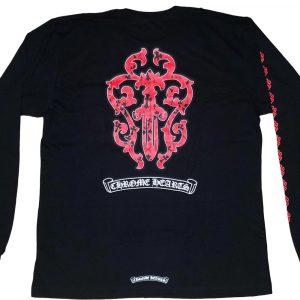 Chrome Hearts Dagger Crewneck Sweatshirt